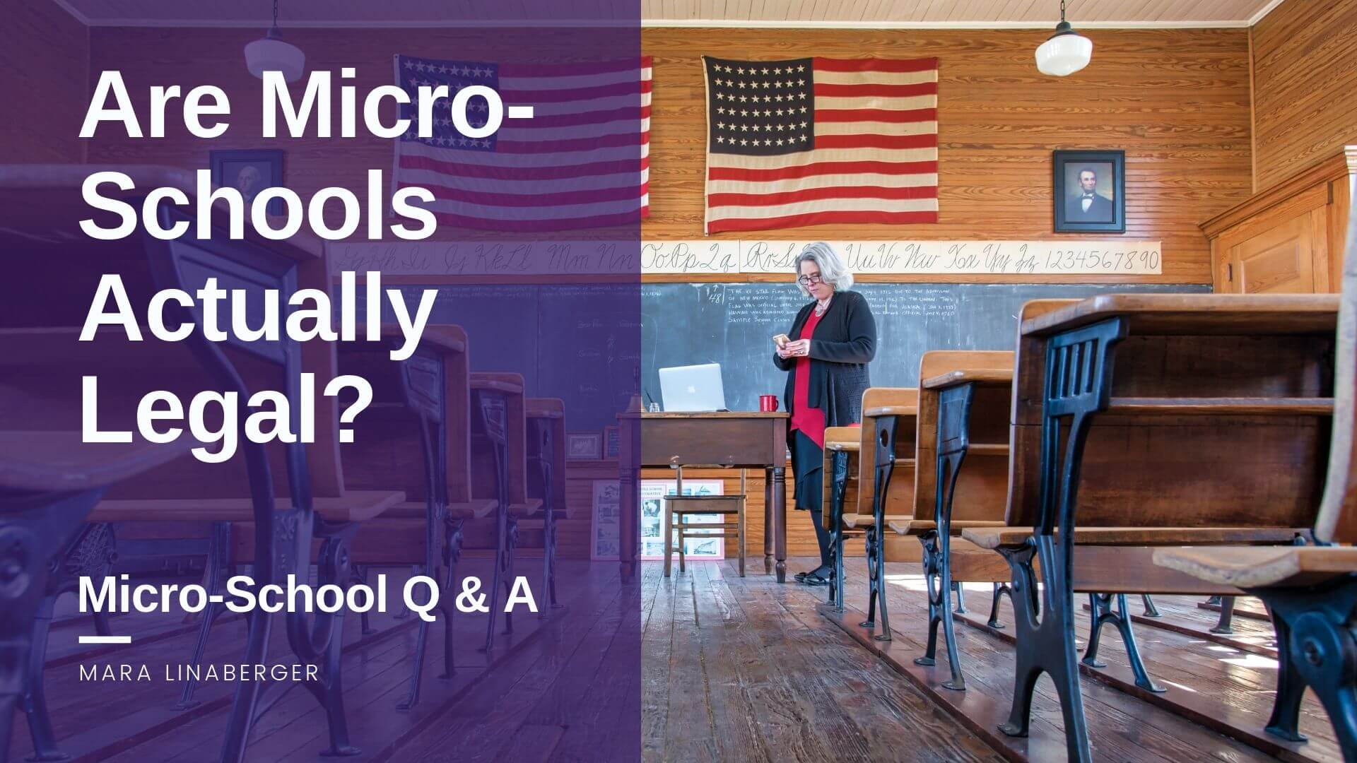 are micro-schools actually legal?