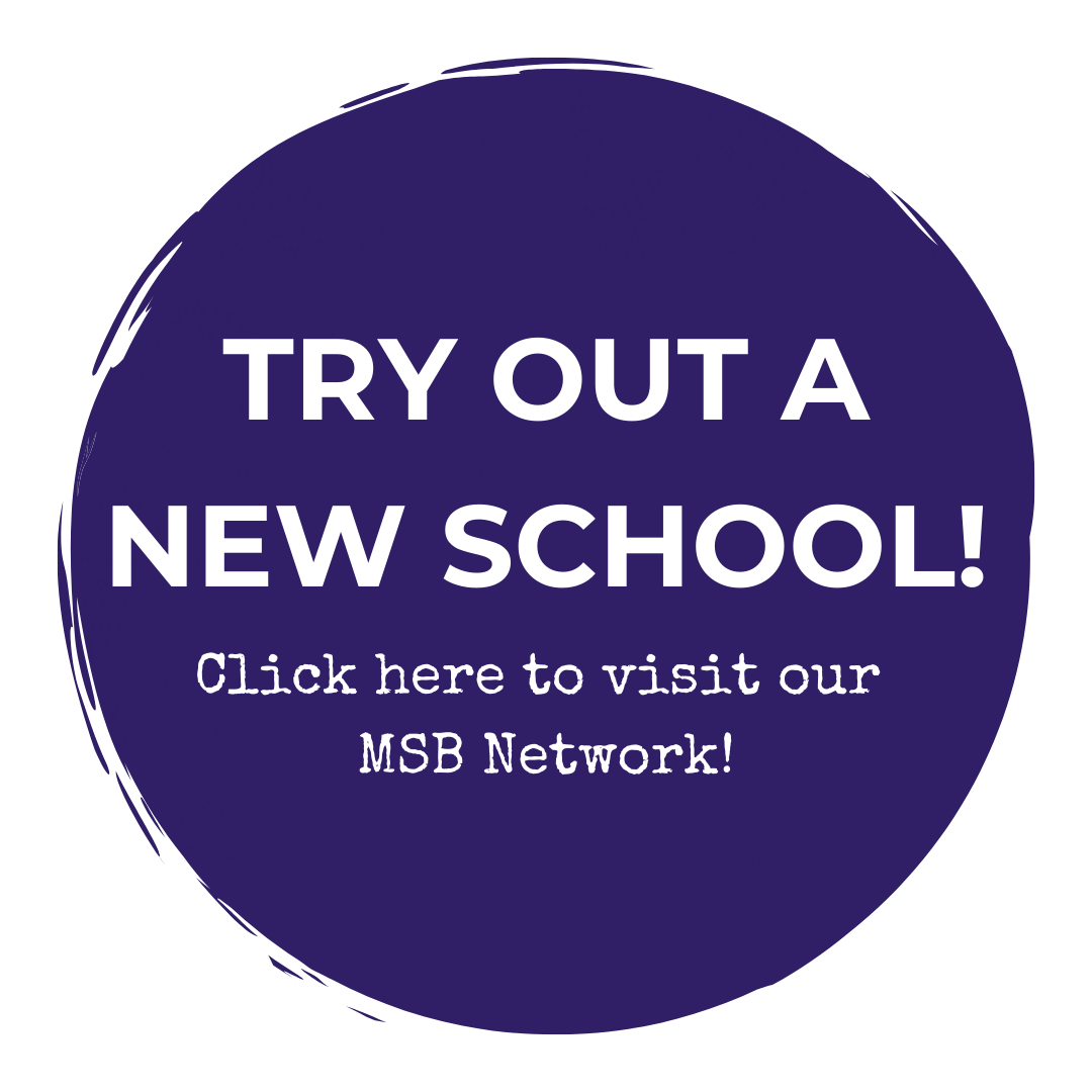 TRY OUT A NEW SCHOOL! (3)